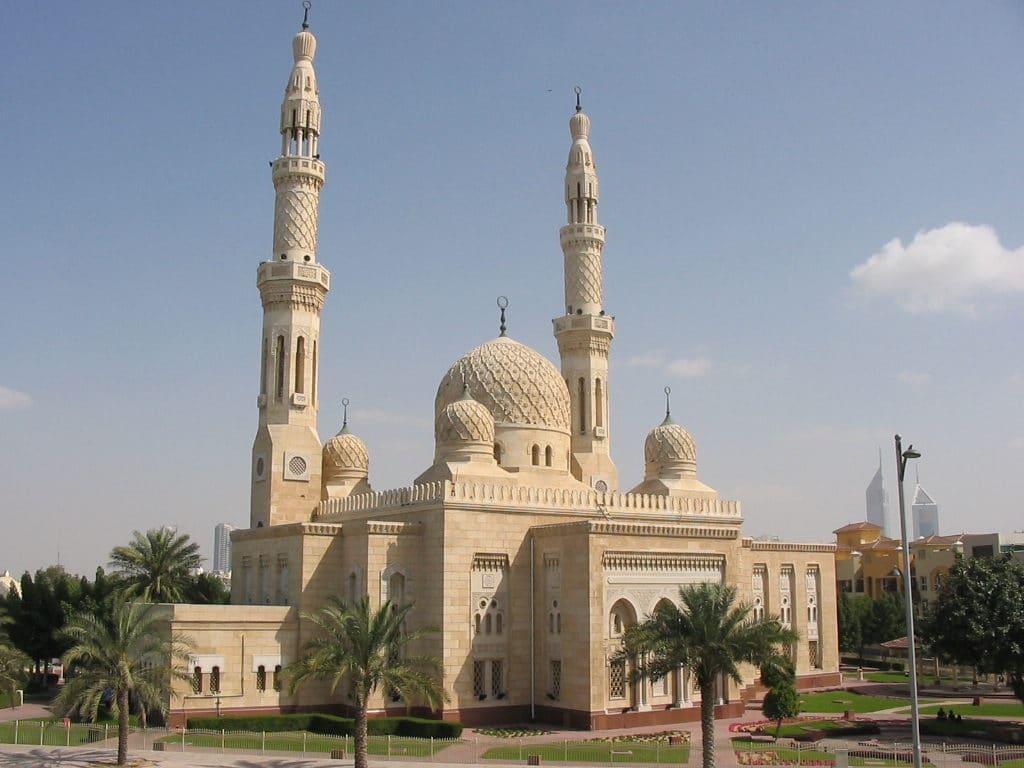 jumeirah-mosque dubai