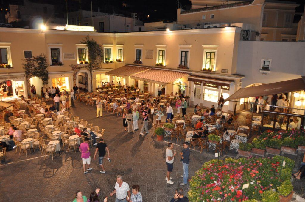 Piazzetta di Capri,