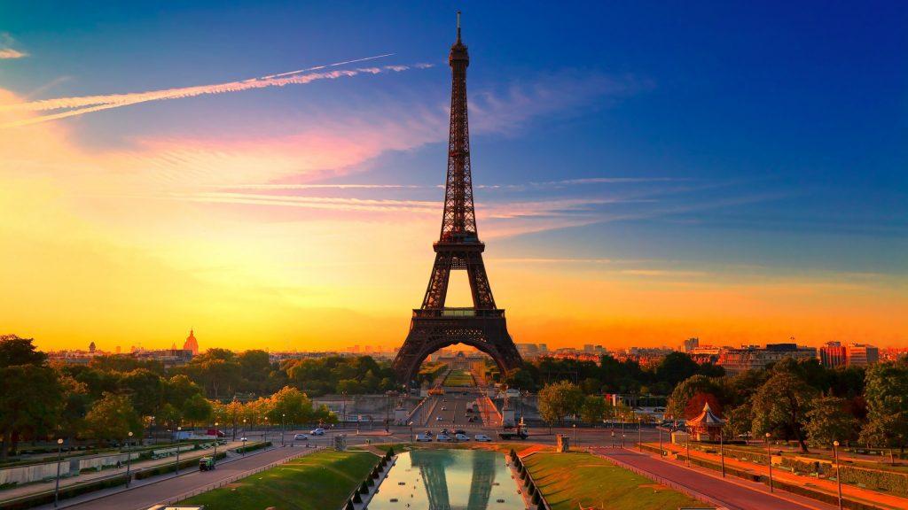 Parigi tour-eiffel