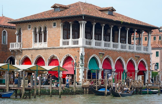 mercati coperti venezia