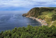 Crovie Scozia