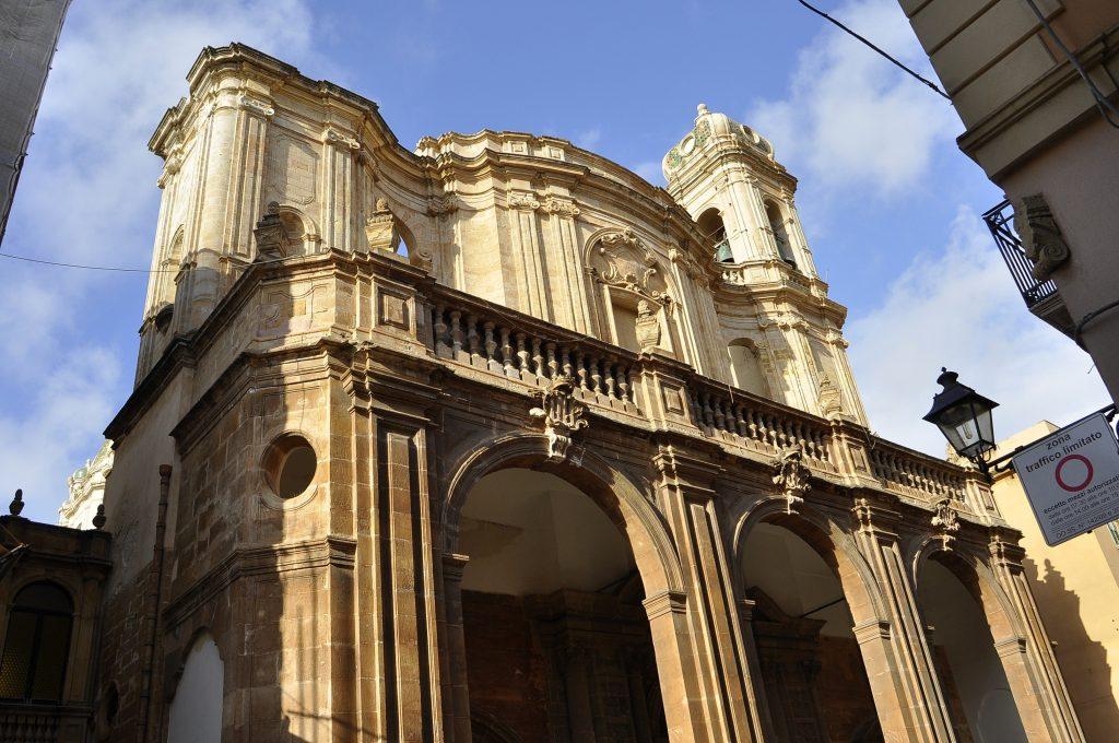 Cattedrale di san Lorenzo Trapani