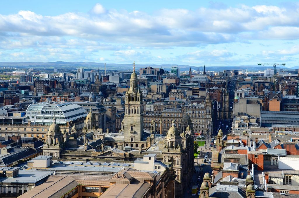 Glasgow - Scozia